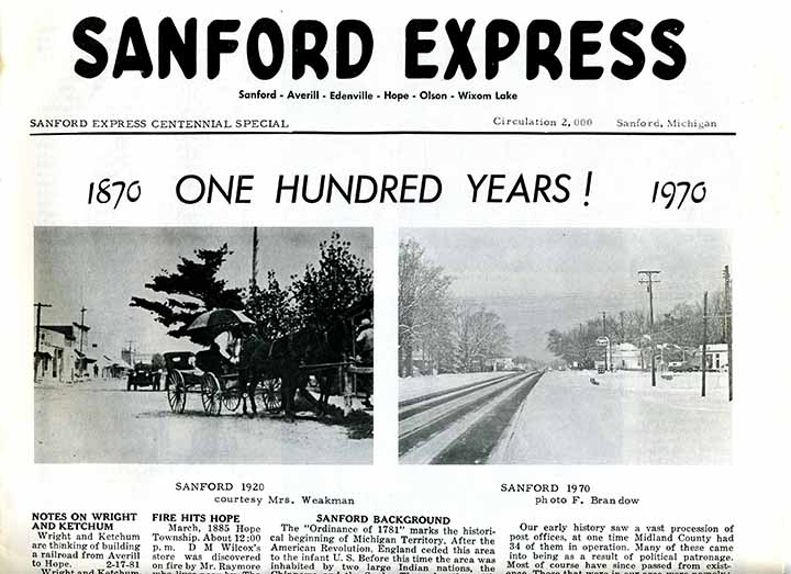 Sanford Express Newspaper Holdings